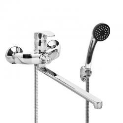 Смеситель для ванны с длинным изливом РМС SL85-006E