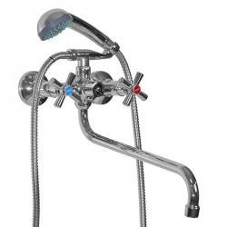 Смеситель для ванны Mixline ML09-02