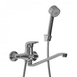 Смеситель для ванны и умывальника Mixline ML08-02