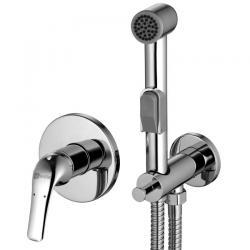Смеситель встраиваемый Lemark Plus Advance с гигиеническим душем