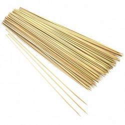 Шпажки бамбуковые, 25 см, 90 штук