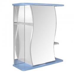 Шкаф навесной Венеция-60, голубой