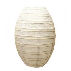 Абажур бумажный, цвет белый, арт. HKW09007-W