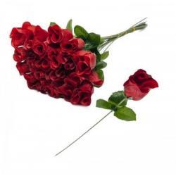Цветы искусственные Африканская роза, 20 см